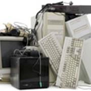 Утилизация отходов электронной и электротехники фото