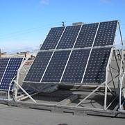 Проектирование солнечных энергоустановок фото