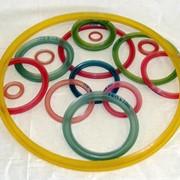 Кольца опорно-направляющие ( полиамидные, фторопластовые) фото