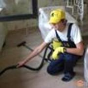 Уборка после ремонта (строительства). фото