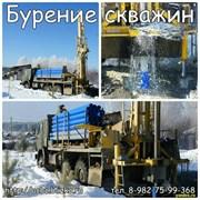 Бурение в Свердловской области фото