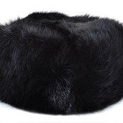 Зимняя шапка-ушанка фото