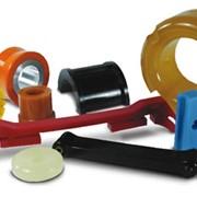 Разработка и производство полиуретановых эластомеров, покрытий фото