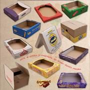 Коробки для конфет. Коробки для цукерок. фото