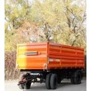 СЗАП-8551-02М6 прицеп самосвальный  12 тонн
