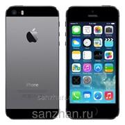 Телефон Apple iPhone 5S 16Gb Space Gray REF 86336 фото