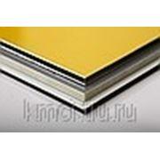 Композитная панель, 3мм - 0,3 мм PVDF Г4 цветной 1,50*4,00 фото