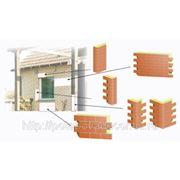 Фасадные термопанели с клинкерной плиткой фото