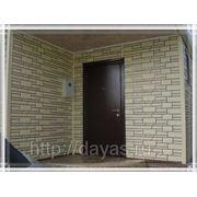 Фасадные панели под камень, серия прокрашенные швы ДОЛОМИТ 12 цветов фото