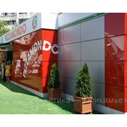 Алюминиевые композитные листы BILDEX , 3мм, толщ. ал. 0.21мм, стандартные цвета (Россия) фото