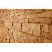 Панель цокольная Nailite США Природный камень Золотисто-бежевый фото