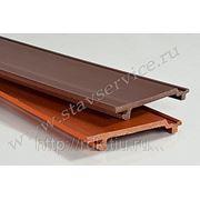 Панель стеновая из древесно-полимерного композита 160x23(мм) длина 3-6(м) фото