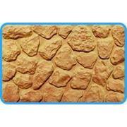 Цокольные панели — Аэлит. Мелкий камень. фото