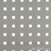 Декоративный пластик SIBU перфорированный фото