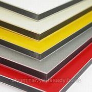 Алюминиевая композитная панель Alcodomе Г1 фото