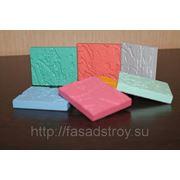 Фиброцементные фасадные плиты с фактурным полимерным покрытием фото