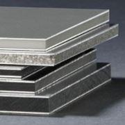 Алюминиевые композитные панели ALUCOBOND фото