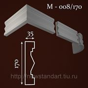 Молдинг фасадный М-008/170 фото