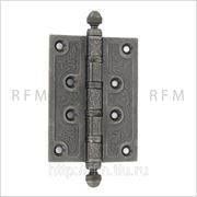 Дверная петля 102х76х3,5 мм, универсальная, допустимая нагрузка на 2 петли 80 кг. АРТ MC002-A.23 фото
