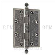 Дверная петля 126х89х3,5 мм, универсальная, допустимая нагрузка на 2 петли 60 кг. АРТ MC001-A.23 фото