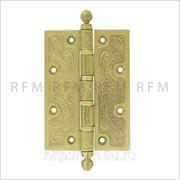Дверная петля 126х89х3,5 мм, универсальная, допустимая нагрузка на 2 петли 60 кг. АРТ MC001-A.02 фото