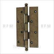 Дверная петля 152х89х2,5 мм, универсальная, допустимая нагрузка на 2 петли 80 кг. АРТСЕ86Q.26.tern A фото
