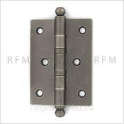Дверная петля 102х76х2,5 мм, универсальная, допустимая нагрузка на 2 петли 60 кг. АРТСЕ86Н.23.tern А фото