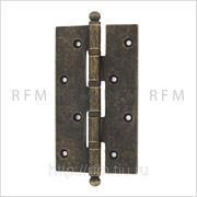 Дверная петля 152х89х2,5 мм, универсальная, допустимая нагрузка на 2 петли 80 кг. АРТСЕ86Q.12.tern A фото