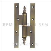 Дверная петля 160х75х3 мм, правая. АРТ 0837-05 SN 160-С7 фото