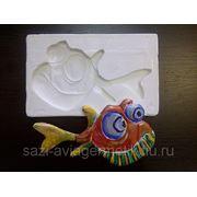 Силикон для изготовления форм ЛЕПТАСИ 501-40 (1,05кг и 5,25кг) фото