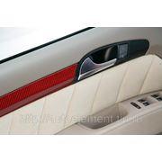 JE4LITL4 AUDI Q7 накладки на двери фото