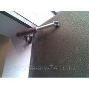 Монтаж доводчиков для металлических дверей и калиток фото