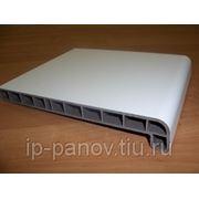 FiberSill Пластиковый Подоконник ДПК Белый (Ширина 20 см) фото