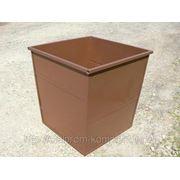 Мусорный контейнер 0,63м3 фото