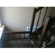 Изготовление лестницы на заказ фото
