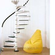 Стальная винтовая лестница Civik 120-14 фото