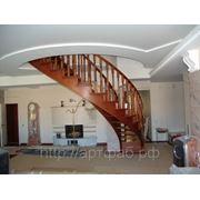 Лестница круговая фото