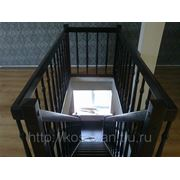 Изготовление лестницы для дома фото