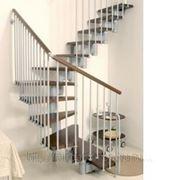 Маршевая лестница Kompact 89-15 фото