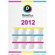 Печать календарей настенных настольных карманных фотография