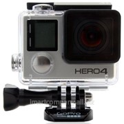 GoPro HERO4 Silver Edition Action Camcorder CHDHY-401 Built in LCD Display фото