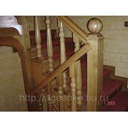 Лестницы эконом класса фото