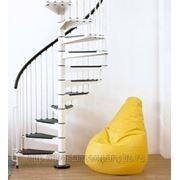 Стальная винтовая лестница Civik
