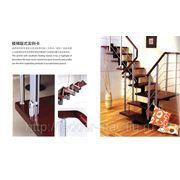 Модульные лестницы JS-02