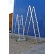 Лестница-трансформер Т 444 4х4 ступени
