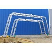 Лестница-трансформер Т 455 4х5 ступени фотография