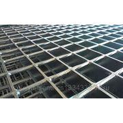 Сварные оцинкованные решетчатые настилы МS 2.30/34x38 3050x1000мм