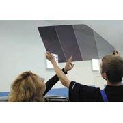 Пленка для передних и лобовых стекол фото