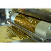 Нанесение «золотого» тиснения на сувенирную (рекламную) продукцию фото