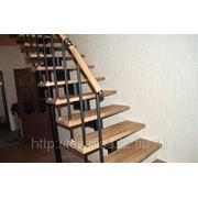 Лестницы металлические модульные